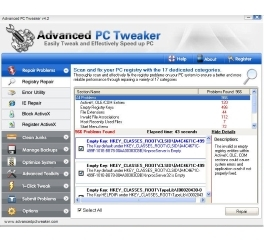 Advanced PC Tweaker