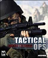 Tactical Ops: Assault on Terror last ned