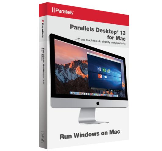 Parallels Desktop for Mac last ned