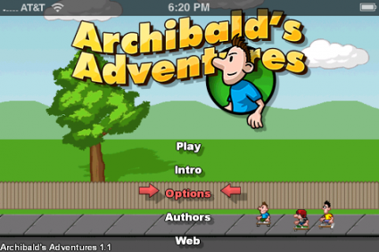 Archibalds Adventures last ned