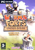 Worms Forts Under Siege last ned
