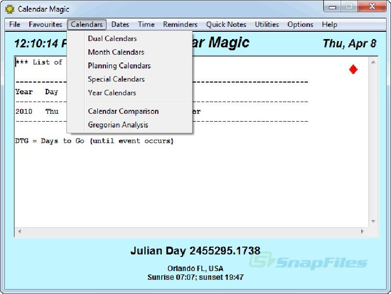 Julian dating kalenteridating apua kaverit
