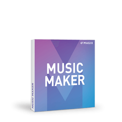 Magix Music Maker last ned